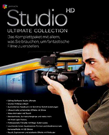 Видеомонтаж в pinnacle studio 14 програмку